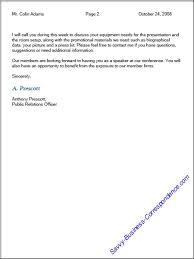 business memo format sample multiple page business letter