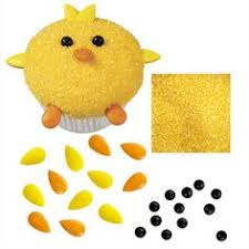 Wilton Easter Cupcake Decorating Kit by Wilton Easter Egg Shaped Sprinkles Baking And Cooking Supplies