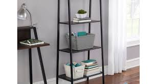 shelving interesting ikea leaning shelf awesome white metal