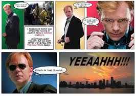 Horatio Caine Meme - looks like this post has been posted
