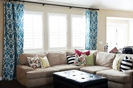 livingroom curtain ideas curtain design ideas with floral pattern design in the living room