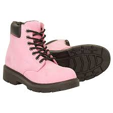 s pink work boots canada 6 pink industrial waterproof work boot for