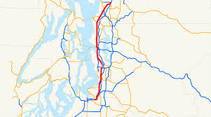 Seattle Terminal Map by Washington State Route 99 Wikipedia