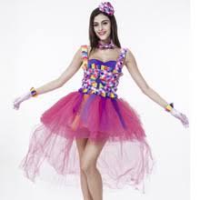 Dancer Costumes Halloween Popular Clown Dance Costumes Buy Cheap Clown Dance Costumes Lots