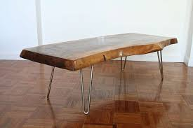 Hairpin Legs Coffee Table Coffee Table With Hairpin Legs At 1stdibs