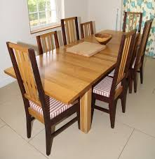 Sustainable Dining Table Dining Chairs And Tables Sylvanus Woodcraft