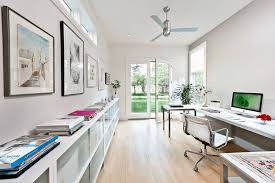 Home Office Design Blogs by Amazing Personal Office Design With Great Sofa Set And Lighting