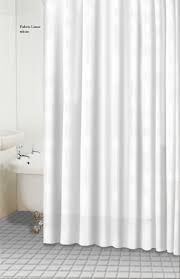 Shower Curtains White Fabric New Products Cozy Homewares Shower Curtains And Aprons
