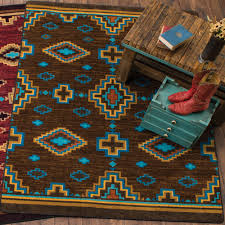 southwest rugs mystic ranch rug collection lone star western decor