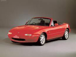 mazda mx 5 miata roadster 1989 pictures information u0026 specs
