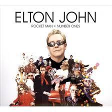 elton rocket number ones cd target