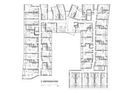 hotel floor plans gallery of loisium hotel steven holl architects 20