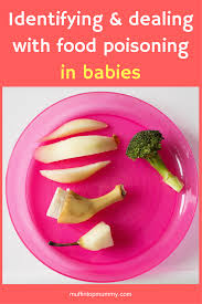 identifying and dealing with food poisoning in babies muffin top