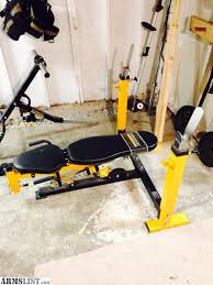 Weight Bench Olympic Armslist For Sale Powertec Olympic Weight Bench