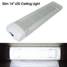 enclosed trailer interior light kit 12 volt rv light fixture ebay