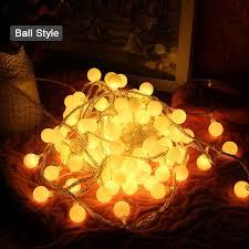 guirlande pour chambre led jeu de lumières pour chambre gerlyanda xas guirlande de