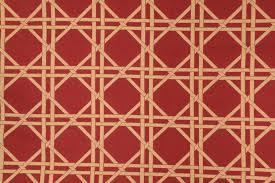 Waverly Upholstery Fabric Sales Yards Waverly Garden Lattice Upholstery Fabric In Brick