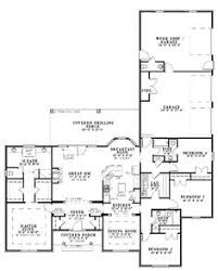 nice one story jack and jill and master suite floorplans