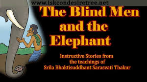 Poem The Blind Man And The Elephant Illustrated Story The Blind Men And Elephant Youtube