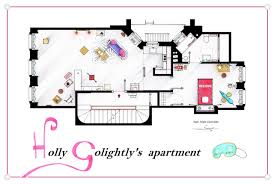 frasier floor plan this is the floorplan of holly golightly u0027s apartment form