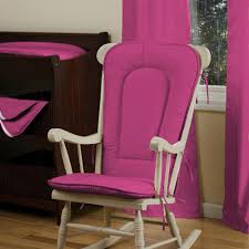 pink rocking chair cushions choice comfort your cushions
