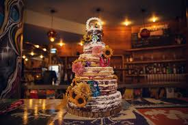 day of the dead wedding cake day of the dead wedding in shoreditch rock n roll