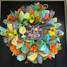 summer wreath best summer mesh wreaths for front door products on wanelo