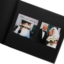 photo album black pages clovelly occasion album refills black