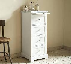 Bathroom Storage Cabinets With Drawers White Bathroom Storage Cabinet With Drawer Aeroapp