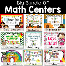 math centers for first grade tunstall u0027s teaching tidbits