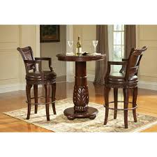 boraam augusta 3 piece pub table set dark cherry hayneedle