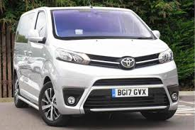 toyota family car used toyota proace verso for sale listers