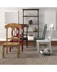 Napoleon Chair Don U0027t Miss This Deal On Eleanor Napoleon Back Wood Dining Chair