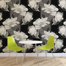 wall mural photo wallpaper xxl flowers abstract modern art image is loading wall mural photo wallpaper xxl flowers abstract modern