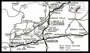 Caves In Tennessee Map by Johnson City Press Linville Caverns North Carolina U0027s