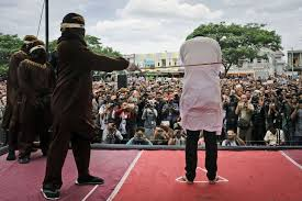 indonesia s aceh to take caning indoors after backlash sfgate
