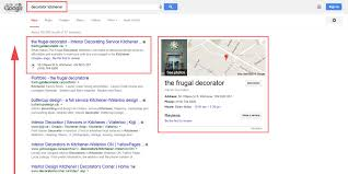 interior designers kitchener waterloo local seo study page 1 of results