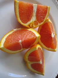 pink house cara cara oranges