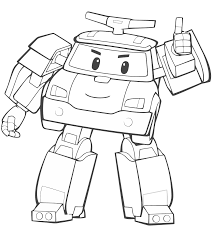 tiara coloring page coloring page robocar poli my style pinterest string art