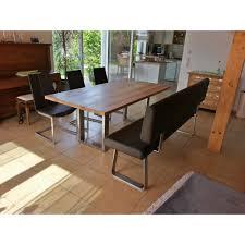 Esszimmertisch Dodenhof Bieco Tisch Mit Sitzbank Wikinger Sitzbank Massivholzsitzbank Mit