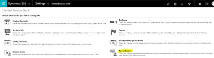 Microsoft Service Desk Agent Scripts In Unified Service Desk Carl De Souza