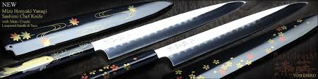 Types Of Japanese Kitchen Knives Yoshihiro Cutlery Premium Japanese Chef Knives