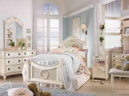 bedroom shabby chic bedroom ideas large bed leather bench lienar