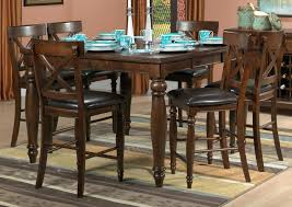 bench style dining room tables pub dining room sets counter height with bench style storage set