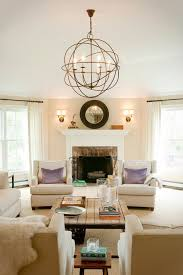 Creative Chandelier Ideas Living Room Living Room Chandelier Amazing On Living Room And Best