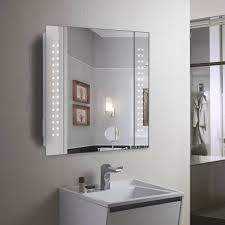 Mirror With Storage For Bathroom Illuminated Bathroom Mirror Cabinets Demister Bathroom Mirrors Ideas