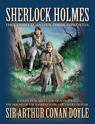 the new annotated sherlock holmes volume iii the novels by