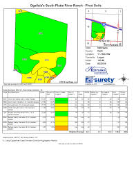 Nebraska County Map Ogallala U0027s South Platte River Ranch
