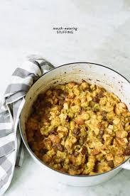 make stuffing day before thanksgiving