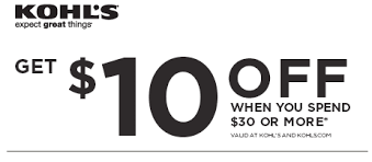 black friday kohls 2014 kohl u0027s printable coupon 10 off 30 ends sunday